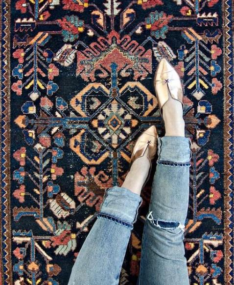 طرح های فرش آشپزخانه